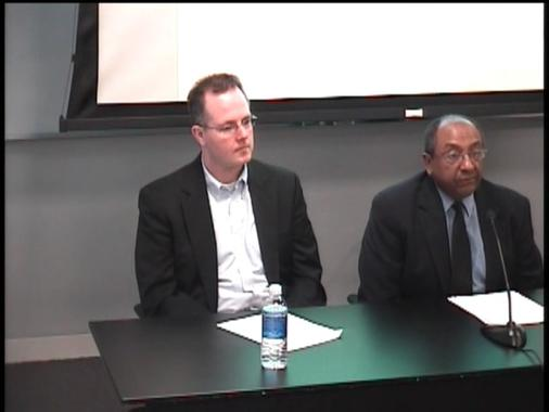 East African Security Forum with Brook Hailu Beshah and Paul Williams