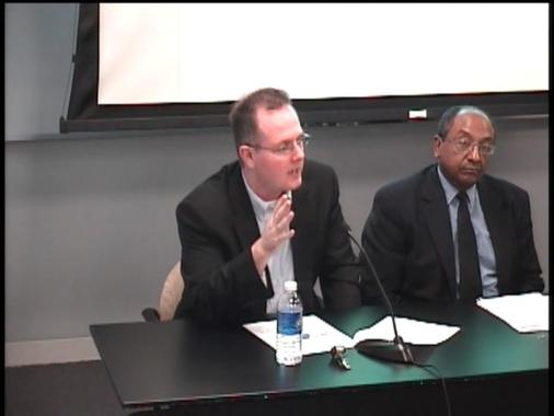 East African Security Forum with Brook Hailu Beshah and Paul Williams PART II
