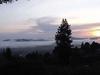 Sunset, Sunday May 3, 2009 San Francisco Bay