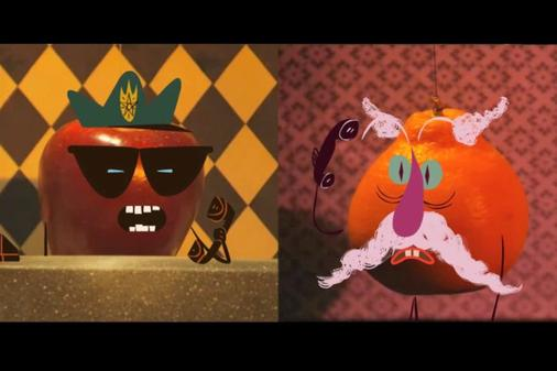 Thumbnail of video Kid606 - 'Mr. Wobble's Nightmare'