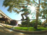 Sean Cowen, 15 years old, blading in so cal part 2