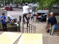"""On the 16th of May 2009, on the streets of Cluj-Napoca ROMANIA, has been held the Second Edition of  """"SPRING ROLL"""" rollerblading street contest !  CONGRTAS to the organizers !    This is a short edit made by Edge Media  (Catalin Vancea) from the s..."""