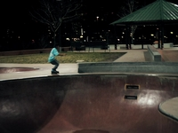 One Friday Night at Denver Skatepark