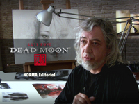 DEAD MOON presented by Luis Royo (English subtitles)