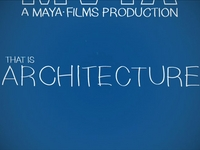 What's Architecture ?