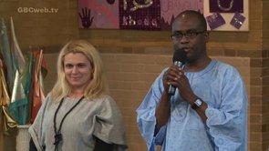 Assistant Pastor Denise DeOliveira's visa application granted