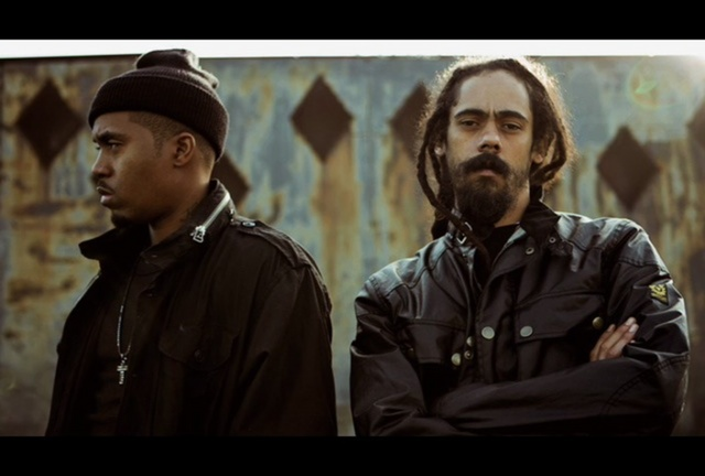 Nas & Damian Marley - Distant Relatives Promo