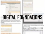 FLOSS Book Sprint: Digital Foundations
