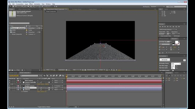 2.5D Compositing Tutorial