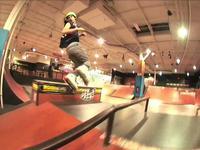 4 tricks by Chris Smith at Woodward Atl.