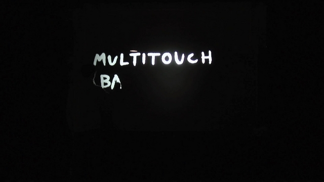 Thumbnail of video Guten Touch by Multitouch Barcelona