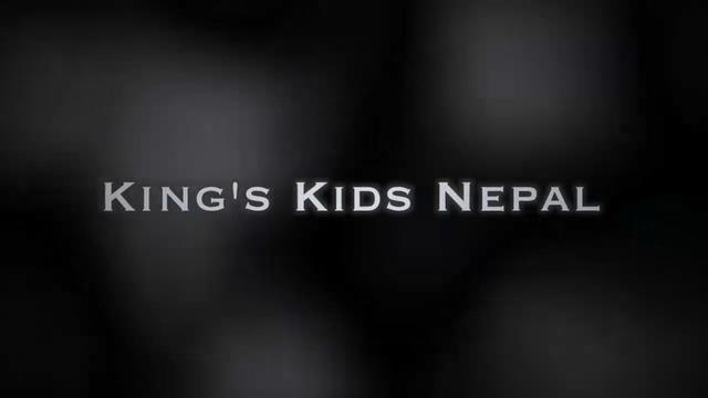 Nepal Documentary - King's Kids Nepal