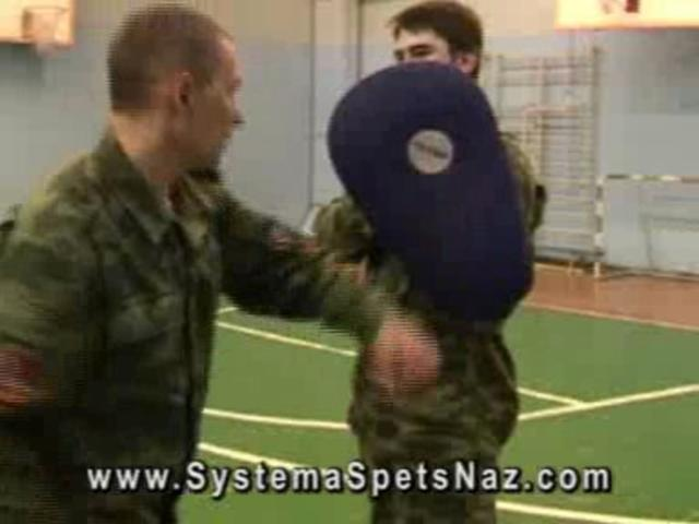 Strikes - Punches - Kicks - Russian Martial Art Systema SpetsNaz
