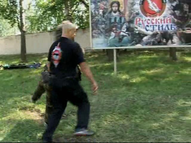 No Contact Psychological Combat - Systema Spetsnaz - Russian Martial Art