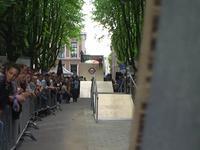 Voorronde MTG in Den Bosch  1e Romain Godenaire  2e Jeremy Kessler  3e Steve Swain  4e Warren Digne 5e Edwin Wieringh