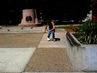 I visited the beautiful city of San Francisco, and used only my new iPhone 3G S to make a small rollerblading edit. We skated at St.Mary's square, and 3rd and Army. Some good times were had by myself and AJ Delong. Local skaters were awesome to ha...