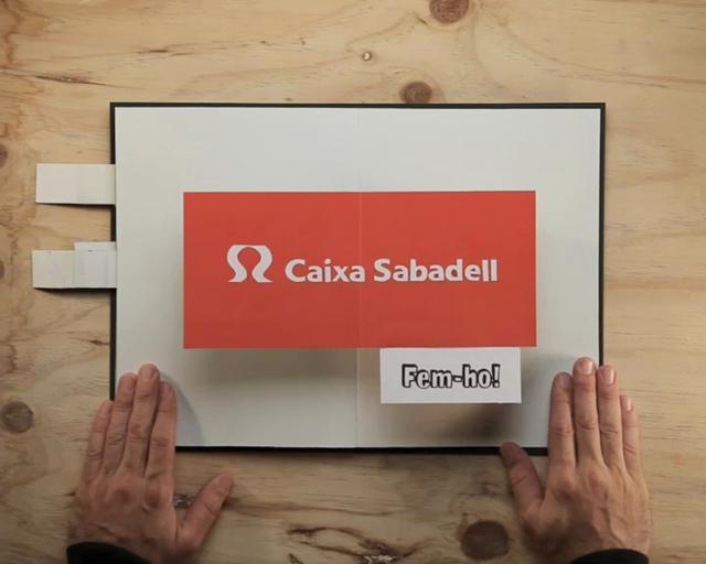 Thumbnail of video Caixa Sabadell