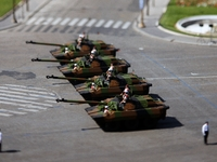 Tiltshift Soldats de plombs