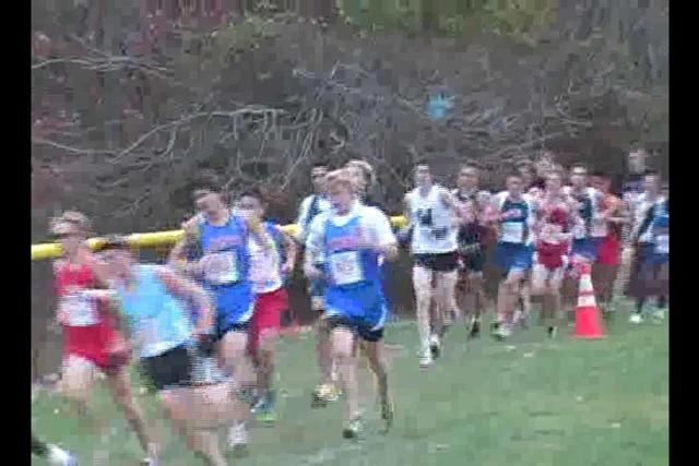 Boys 4a Xc State Championships 2007
