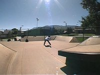 Three young skaters ripping it up at Woodward West this summer! Starring Wake Schepman, Reed Huston, and Johanny Velasquez