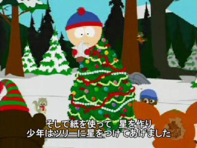 125 s08e14 Woodland Critter Christmas