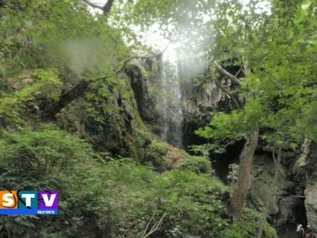 Σπήλαιο Ζεστών Νερών Σιδηροκάστρου