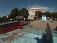 Julien and Adrien ,from the Grindhouse pro team, went to geneva's skatepark (Switzerland) a day before the Bulle contest (where Julien won and Adrien took 3rd) here are some tricks who have been landed that day.