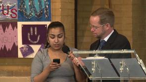 Rachel Jagroop's Baptism Baptism Testimony