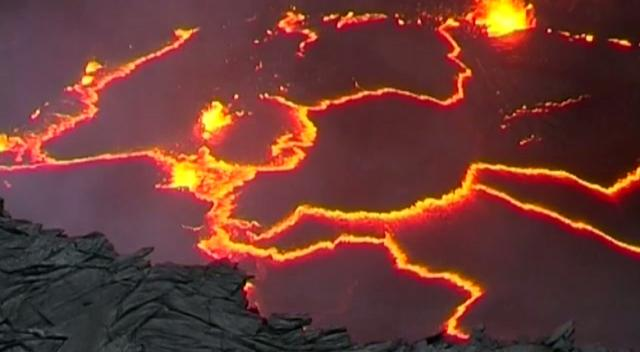Erta Alé volcano Afar Region