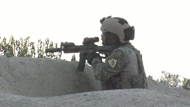 DEA FAST team in Afghanistan