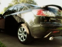 2010 Mazda 3 2.0 With Magnaflow Muffler &amp; Resonator Delete