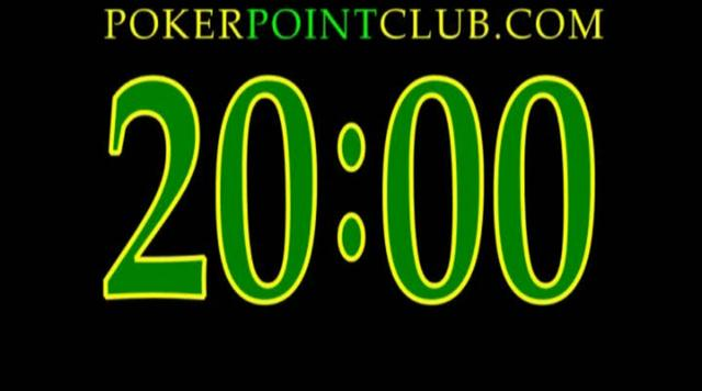 20 Minute Video Timer - Countdown