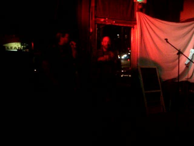 Three Ninjas @ Piecora's Seattle 10/15/09 Pt. 1