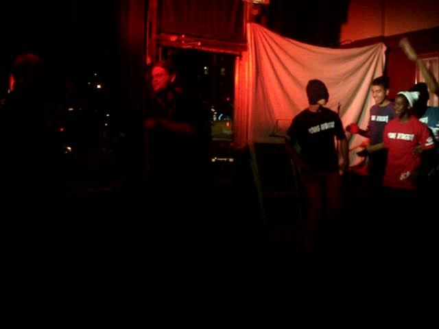Three Ninjas @ Piecora's Seattle 10/15/09 Pt. 2