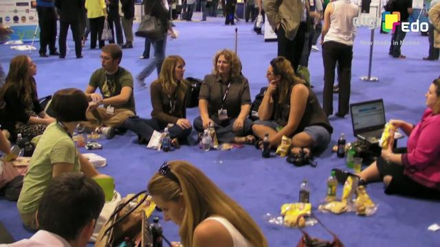 Blogworld and New Media Expo 2009 HD