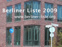 Berliner Liste 2009