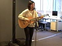 Emmy The Great - Everything Reminds Me of You (Live @ the iTunes office)