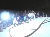 Full raw report of Nocturnus 2009 on the 29th of august. The yearly Belgian nightskate-event held in the skateplaza of KPM, Hasselt. We really had a great turnout this year as you can see and everybody made it a great event!  Skating by: Anthony P...