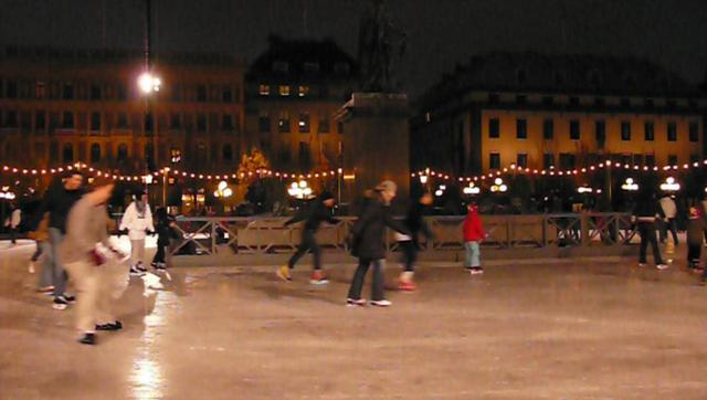 Thumbnail of video Patinaje popular