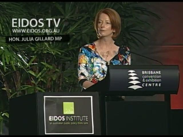 Julia Gillard - Accountable Government Accountable Communities