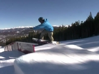 I spent a few weeks in Colorado this January, and these are a few clips that we got while I was there. I know its a lot of the same tricks and what not, but we never wanted to be carrying the camera with us. Hopefully by the end of the season I'll...