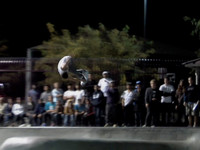 World class riders gathered in Las Vegas on Halloween weekend and battled for the World Finals title, last stop of the WRS 2009 Pro Tour.  A lot of pressure was on Aragon at this final event in Vegas because two riders could have potentially taken...