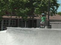 Little Jojo skating at Woodward West and Woodward East when he was 6 years old.