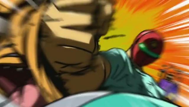 第22話 「Fight22」