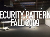 Security Patterns 2009