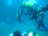 PANICO sott'acqua