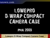 PMA 2009 - Lowepro D-Wrap Compact Camera Case