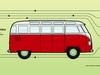 Úžasná Červená Karkulka v infografickém videu