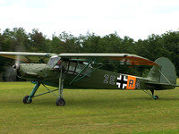 Fieseler Fi 156 Storch by Jean Salis, Fert-Alais 2009