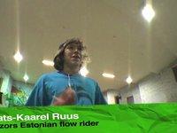 Edit of Mats-Kaarel Ruus and his new Razors Aragon 3 skates, filmed in few days at Pääsküla skatehall/Tallinn/Estonia.  Filming: Evert Lubja, Bert Nool Editing: Mats-Kaarel Ruus  www.razorskate.com , www.jugshoes.com , www.hedonskate.com , www.etr...